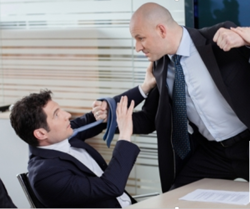 Agression verbale au travail que faire
