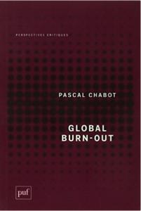 Global burnout. Pascal CHABOT